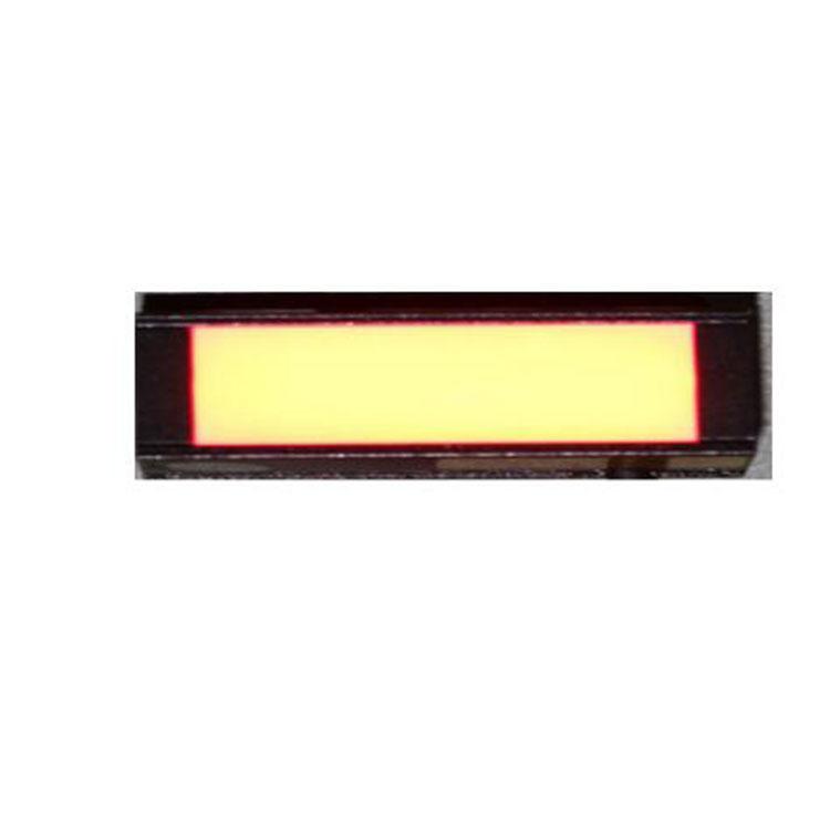 黄色条形LED光源