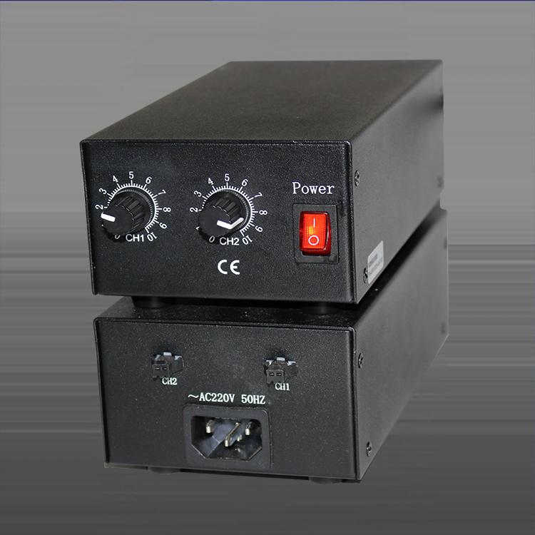 2路模拟式光源控制器