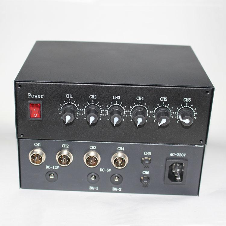 6路+12DC光源控制器