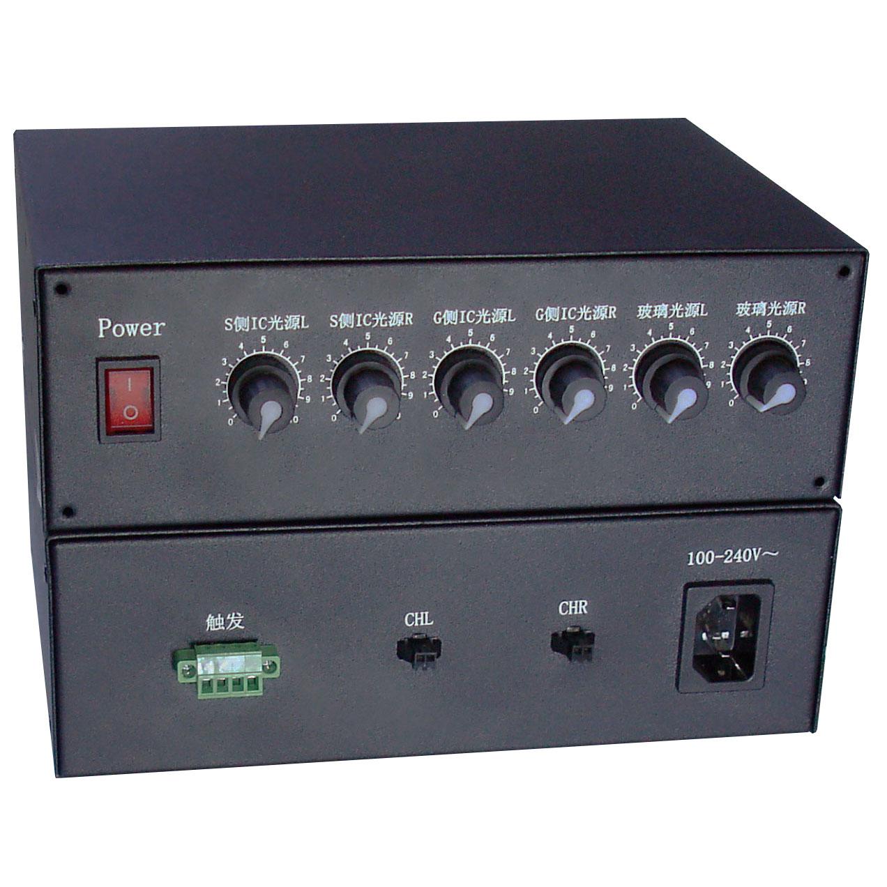 2路三级切换光源控制器