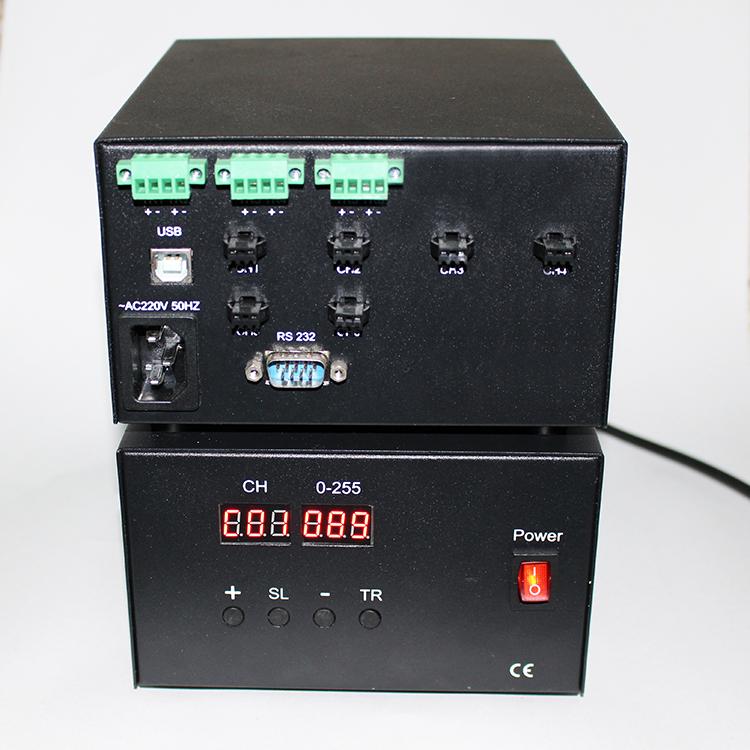 6路数字光源控制器
