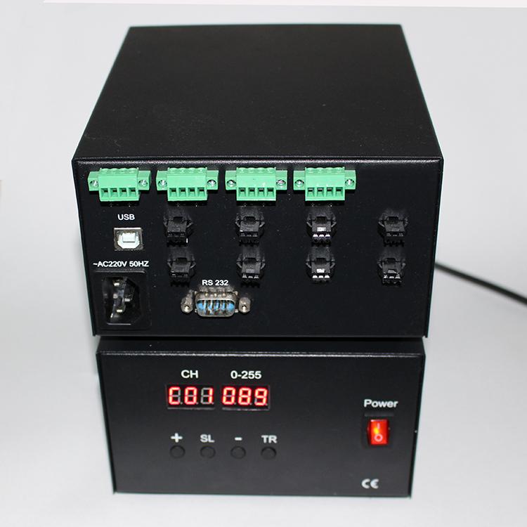 8路数字光源控制器