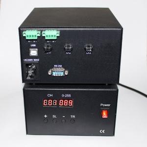 3路数字光源控制器