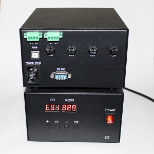 4路数字光源控制器