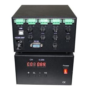 9路数字光源控制器