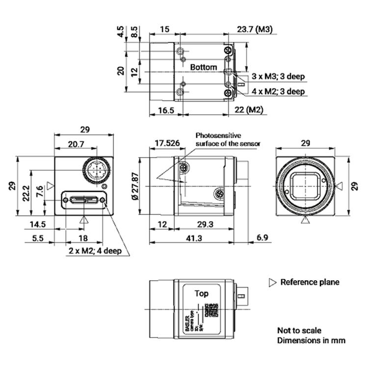 acA1300-210um销售商